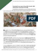 Gesù e la difesa degli animali in un epoca di sacrifici rituali_ 2000 anni prima della Dichiarazione Universale di Parigi - il Dolomiti