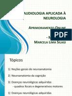 AULA NEUROANATOMIA E DOENÇAS NEUROLÓGICAS ADQUIRIDAS