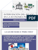 Intervención Del Estado en La Economía- SOLEDAD CHURA