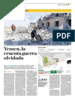 Yemen, La Guerra Cruenta Olvidada
