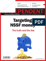THE INDEPENDENT Issue 586