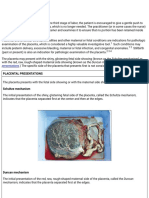 Placental Examination