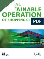 Operação sustentável