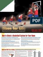 Residential Basketball Equipment