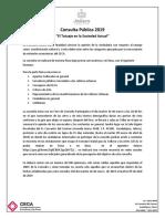 Consulta Pública 2019 APE