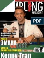 Revista Gambling Magazine nr.3
