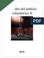 Métodos del análisis volumétrico II.odt