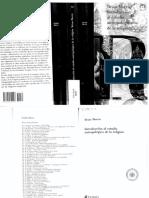 186471374 Manual Morris Brian Intro Al Estudio Antropologico de La Religion