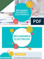 Mecanismos Eléctricos y Electrónicos