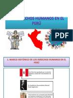 Los Derechos Humanos en El Perú