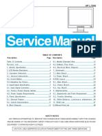Aoc Service Manual-hp l1506 Hum16awl a00