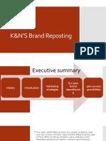 K&N's Brand Reposting