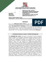 Primera sentencia dictada sobre Acoso sexual en el Juzgado de Lima Norte