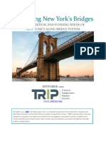 NY Statewide Preserving New York Bridges Report September 2019