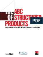 The ABC of Structured Products
