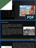 Historia Del Alcantarillado en La Civilizacion Azteca