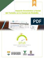 Medición Del Impacto Económico y Social Del Turismo en Medellín