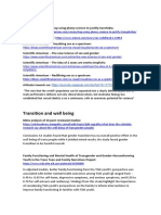 Transgender Research Doc