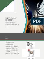 Servicio a Cliente en la logística
