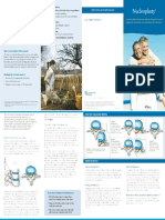 Nucleoplasty Patient Brochure