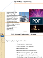 High Voltage Engineering Introduction