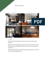 Spesifikasi Furnitur pada Uppala Villa and Resort.docx