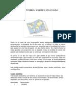 Escalas Numérica y Gráfica en Los Mapas