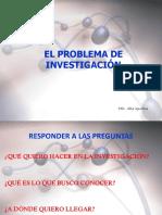 METODOLOGÍA PLANTEAMIENTO DEL PROBLEMA  I.ppt