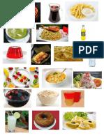 Cena y Comidas