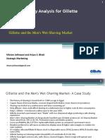 25621801 Marketing Strategy Gillette (1)