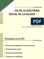 Principios de La DSI