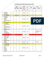 201-00 Jadwal Kuliah Dan PR TMS-201 Statika Struktur