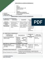 04 SESION de Identificamos Clases de Solidos Geométricos.