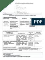 06 SESION de Conocemos y Calculamos Ejercicios de Análisis Combinatorio.