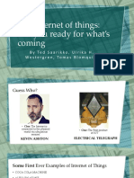 The Internet of Things 2019