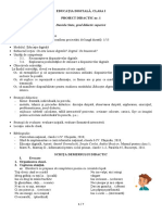 Proiect Didactic Nr 01 Educație digitală