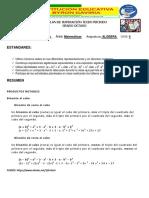 Plan de Superacion 3_ 8º