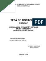 Carcinoamele extremitatii cefalice_Studiu histologic, imunohistochimic si clinic.pdf
