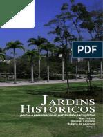 Jardins Históricos - Gestão e Preservação Do Patrimônio 2016