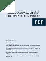INTRODUCCION AL DISEÑO EXPERIMENTAL CON MINITAB.pptx