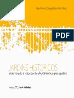Carta dos Jardins Históricos Brasileiros - Carta de Juiz de Fora