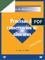 Libro Conservacion