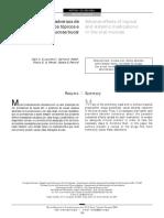 Medicamentos e alterações na mucosa bucal