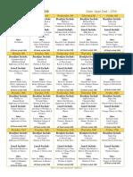 elementary menu sept 2019