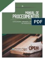 Manual de procedimentos CIPEM