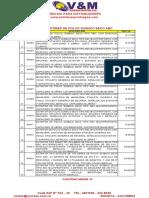PR - V&M - Lista_distribuidor GENERAL RCI