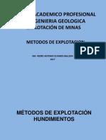 10 Em a- Metodos de Explotacion Minera 02