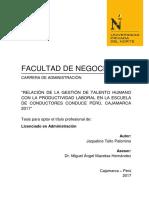 Tello Palomino Jaqueline