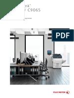 Brocure PrimeLink C9070 C9065 Printer