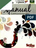 Manual de comunicación. Hernández N. (2011)